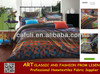 100% Cotton Twill Reactive Printing Fabric for Bedding