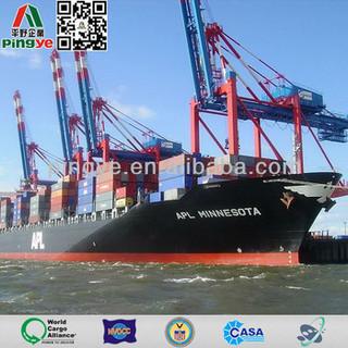 Sea Freight from Huangpu to Antwerp