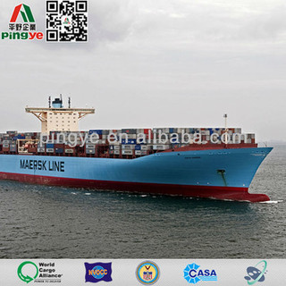 Sea Freight from China to Barcelona