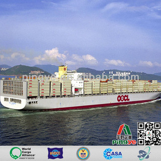 Sea Freight from China to Valencia