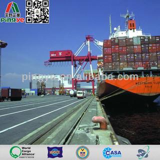 Sea Freight from Nansha to Fos