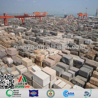 Marble Transportation from Turkey to China