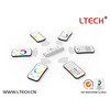 mini led controller 10 RF touch remote control to one receiver