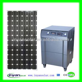 3kw off-grid solar home generator