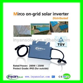 250W micro power inverter