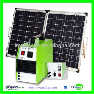 500W solar energy system