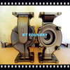 Casting iron water pump accessories