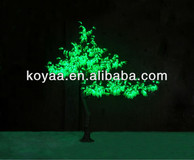 2.6m New Artificial welcoming Pine tree outdoor YKS-1152 green