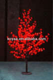 1.9m red led cherry blossom tree light/led landscape artificial tree lightYH-864 red