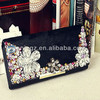 Fani beauty women studded wallets luxuriant in design