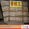best quality of translucent champagne onyx,marble slab flooring