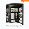 CF098 Ceramic Tile Marble Tiles Rack Display
