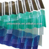 PC Wave Sheet Polycarbonate roof corrugated sheet