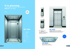 machineroom lift passenger lift