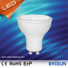 CE RoHS approved Led bulb MR16 GU10 7W warmwhite LED GU10