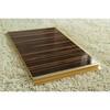 wood grain uv board for kitchen cabinet  CK-50063