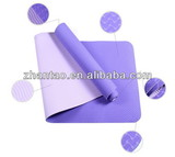 Double embossing high-elastic 6mm TPE yoga mat