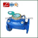 Removable measurement mechanism woltman water meter