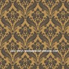 2013New velvet wallpaper/silk wallpaper/flock wallpaper