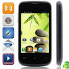 """RG200 smart phone mobile phone MTK6572 Dual-Core Android 4.2.2 WCDMA Bar Phone w/ 3.5"""", FM and GPS"""