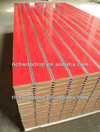 slotted mdf slotted mdf board melamine mdf slotted board