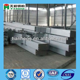 Product of steel structure/Steel members