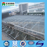 2013 The latest Large span light steel warehouse(manufacture)
