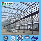 steel metal frame workshop
