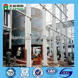 famous steel frame structure used building workshop