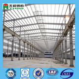 Professional steel structure building production factory