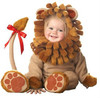 Lil Anime Characters Unisex-baby Infant Lion Cosplay Costume