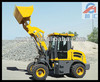 with CE and ISO9001 front bucket wheel loaders made in China