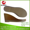 Women tpr and pu materials sole for shoes