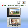 Home automation system video door phone with record function