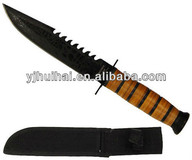 US Military Combat Fixed Blade Survival Hunting Knife