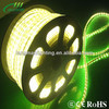 High voltage 220V led flexible strip 5050