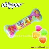 120g love heart sweet soft candy