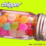 120g soft colourful candy with fruit flavour