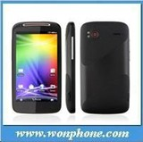 Hottest 5'' Capacitive screen Aoson G18 cell phone 854x480 MTK6572 Dual Core 1.3GHz