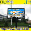 outdoor full color p10 led display screen