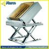 Marcolift stationary/hydraulic/scissor tilt scissor lift table
