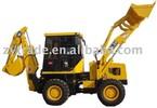 WZ30-25 backhoe loader