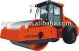 heavy duty hydraulic single drum vibratory road roller