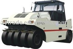 pneumatic tyre road roller