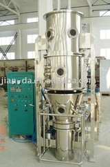 Boiling and granulating dryer/ granulator