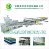Plastic PC Hollow Sheet Extrusion Line
