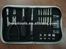 FACTORY beno-39pcs Homeowner's tool set tool box ,best price and high quality socket ,POPULAR IN UAS combined tool bag 600D