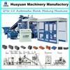 QT6-15 Automatic Concrete brick making machine