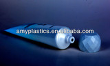Cosmetic Soft flexible Plastic Extruding 40mm diameter Tubes for Packaging