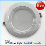 18w LED down light